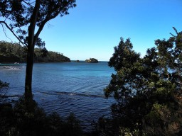 View to Clydes Island