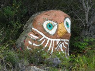 Owl rock is a hoot!