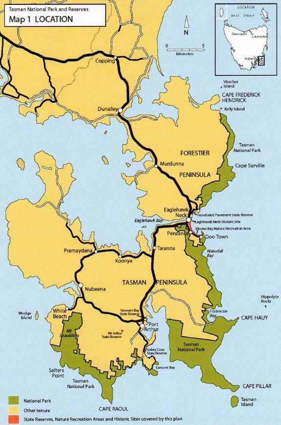 Map_TasmanPeninsulaTPW