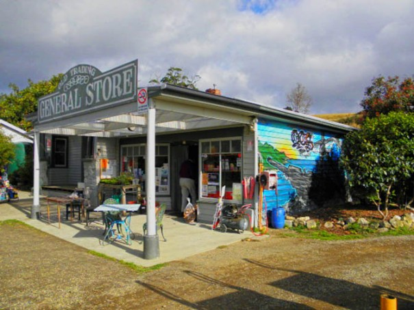 Photo: Arthur Orchard - Premaydena Old Trading General store.