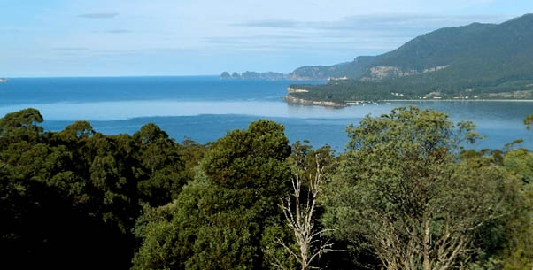 Pirates Bay Lookout | Eaglehawk Neck
